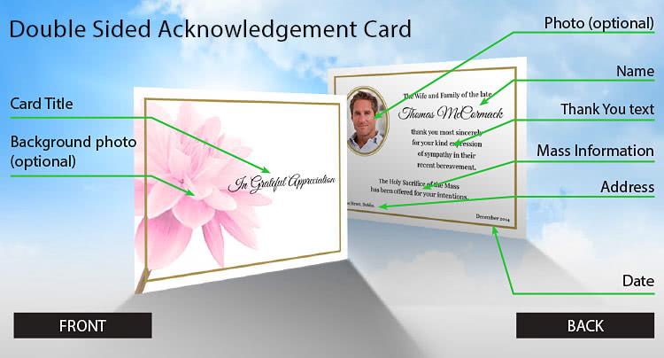 standard-acknowledgement-card-wording